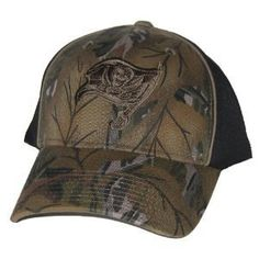 Tampa Bay Buccaneers Camouflage Flex Fit Hat (Large/X-Large) by NFL. $14.99. One Size Fits All. Flex Fit (Large/X-Large). NFL Licensed. Ages 13+. Support your team with this Licensed NFL Hat.