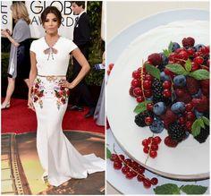 Adda's All – Food People- Eva Longoria vs tortë e ftohtë me kos dhe fruta pylli