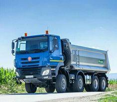 Tatra Phoenix 8x8.2 S1 Semi Trucks, Old Trucks, Heavy Truck, Big Wheel, Czech Republic, Motor Car, Cars And Motorcycles, Tractors, Transportation