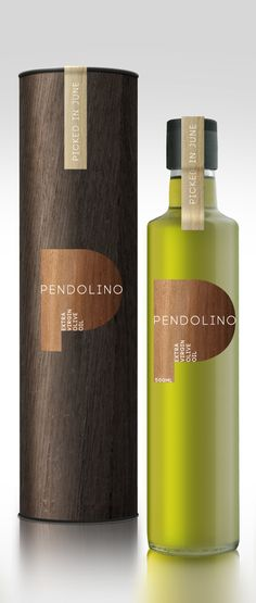 Pendolino Extra Virgin Olive Oil / Picked in June