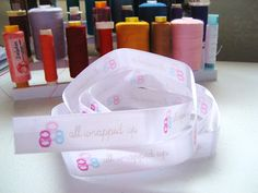 All wrapped up: DIY fabric label tutorials
