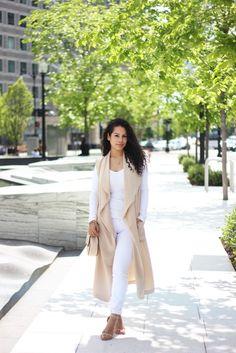 Long H&M Vest