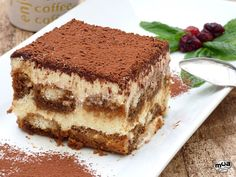 Cooking Salmon In The Oven Best Tiramisu Recipe, Tiramisu Cake, Cooking Oatmeal, Bacon In The Oven, Spanish Cuisine, Spanish Recipes, Cooking Bacon, Sweet Cakes, Chocolate Recipes