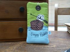 Doggy Paddle phone case £10.00