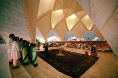 Baha'i House of Worship, Delhi, India