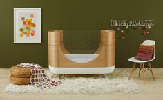 baby room - look at the bed!!!