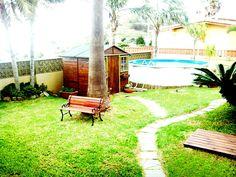 Mantenimiento de jardín en vivienda unifamiliar de La Laguna. Picconia