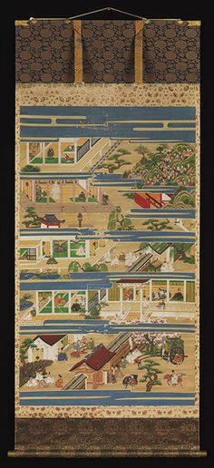 The Illustrated Life of Shinran (Shinran shônin eden) [Japan] (2010.366a-d) | Heilbrunn Timeline of Art History | The Metropolitan Museum of Art