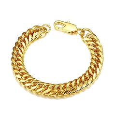 Cheap men jewelry, Buy Quality chain bracelet directly from China men bracelet Suppliers: OPK Vintage Man Bracelets Luxury Gold Color Cuban Chain Bracelet Attractive Men Jewelry Cheap Price, 946 Bracelets For Men, Silver Bracelets, Fashion Bracelets, Bangle Bracelets, Fashion Jewelry, Link Bracelets, Man Bracelet, Copper Bracelet, Cheap Jewelry