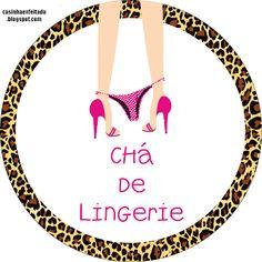 Kit Chá de Lingerie - Oncinha (Princesas de Branco)