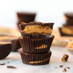 How to Make Protein Peanut Butter Cups