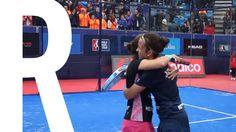 Resumen Final Femenina Barcelona Máster #WorldPadelTour  2016. #Pádel #PádelFemenino.