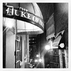 The Duke of Duckworth. St. John's, NL St John's, Duke, Broadway Shows, My Love, Places, Vintage, Vintage Comics, Peacocks, Lugares