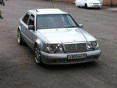 Mercedes-Benz Tuning Blog: W124 BRABUS E65 based on Mercedes-Benz E500