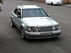 Mercedes-Benz Tuning Blog: W124 BRABUS E65 based on Mercedes-Benz E500