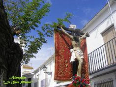 Sto. Cristo de la Salud de Almegíjar #Alpujarra #Granada #LaAlpujarra #ILoveAlpujarra
