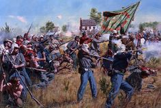 The First Battle of Bull Run, also known as First Manassas (the name used by Confederate forces), was fought on July 21, 1861, in Prince William County, Virginia, near the city of Manassas. It was the first major land battle of the American Civil War.  The name of the battle has caused controversy since 1861. The Union Army frequently named battles after significant rivers and creeks that played a role in the fighting; the Confederates generally used the names of nearby towns or farms.