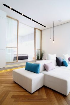 Tlv Rothschild blvd apartment, Tel Aviv, 2014 - Dori- Interior Design