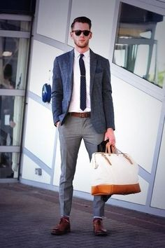 Do A Blazer! Men's Fashion Trends Accessories Hair menstyle1.com