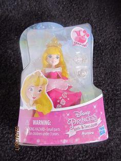 DISNEY PRINCESS LITTLE KINGDOM SNAP INS - 'AURORA' #Disney