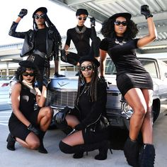 Black Panther Party | Nails | Pinterest | Black panther ...