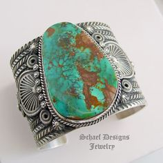 If you are interested in viewing attractive stones and related items, turquoise jewelry is sure to grab your interest. American Indian Jewelry, Southwest Jewelry, Turquoise Cuff, Jewelry Art, Navajo Jewelry, Turquoise Jewelry, Silver Jewelry, Pilot Mountain, New Mexico
