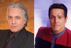 The Cast Of Star Trek Then & Now  Chakotay – Robert Beltran  Robert Beltran, who played Commander Chakotay, has taken a step back from TV and film in recent years.