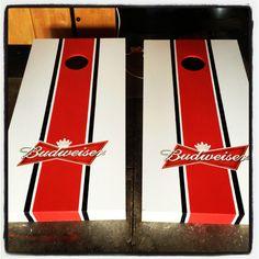 Cornhole boards :)