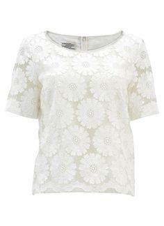 Mandura lace blouse