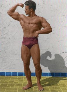 Steve Reeves Bodybuilding