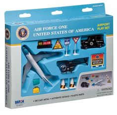 Airforce One United States of America Airport Playset ** Read more  at the image link.Note:It is affiliate link to Amazon.