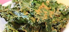 Best Kale Chip Recipe - Everyone will love these chips... Even your friends who don't 'do' healthy food!
