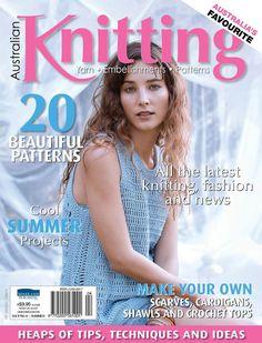 Australian Knitting №4 2016
