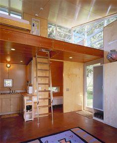 Love the loft, but it need a railing