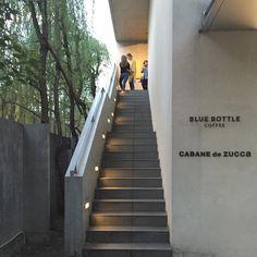 Blue Bottle Coffee Aoyama, Tokyo