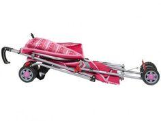 Carrinho de Bebê Passeio Voyage Umbrella Slim - Reclinável 2 Posições para Crianças até 15kg com as melhores condições você encontra no Magazine Sualojaverde. Confira!