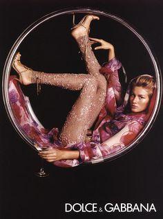 Gisele Bundchen by Steven Meisel for Dolce & Gabbana S/S 2001