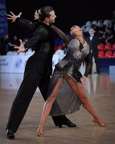 Kirill Voronin and Tatiana Kosenko - RDU National Latin Professional Championship Mar 2017