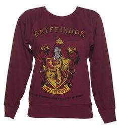 Ladies Harry Potter Gryffindor Team Quidditch Sweater: Amazon.ca: Clothing & Accessories. present