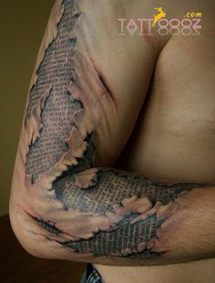 men arm tattoo - Google Search