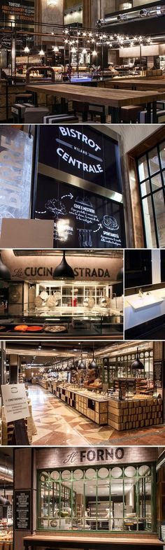 Mangiare in stazione: che sorpresa, Bistrot Milano Centrale! | Dissapore