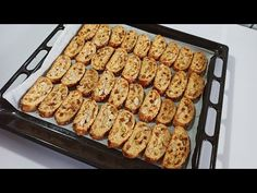 Biscuits, Melting In The Mouth, Baked Rolls, Few Ingredients, Galette, Dairy Free Recipes, Cookie Bars, Cake Cookies, Cookie Recipes