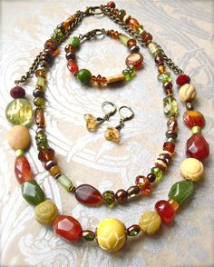 Embers Ensemble Silhouette Jewelry Design