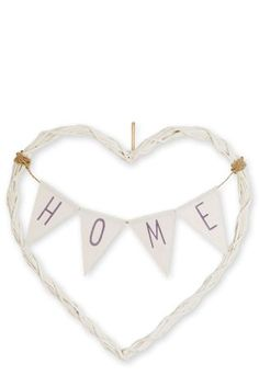 Buy Wicker Bunting Heart from the Next UK online shop