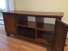 Modern Entertainment Cabinet. SOLD