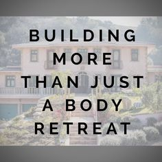 I'm bringing 6 women with me to this Malibu Mansion in the hills on 2 acres of private land and hiking trails galore. We will have access to one of the most beautiful hang outs in Malibu beaches and so much nature around us.  This retreat is going to be: --expansive --transformative --fun --insightful --relaxing --refreshing --intensive  We are going into everything Building More Than Just a Body.  That's right... Mindset for healthy living success wellbeing and positive results in every…