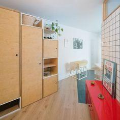 Pyo+Arquitectos+simplify+interior+of+Casa+MA+apartment+in+Madrid