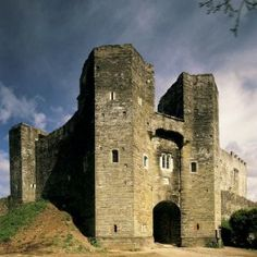 Berry Pomeroy Castle, Devon: The White Lady is the restless soul of Margaret Pomeroy. She haunts the dungeons of St. Margaret's Tower and has been seen waving to visitors. She was held captive in the castle dungeons by her own sister, Eleanor, because of jealousy and starved to death in the dungeons.
