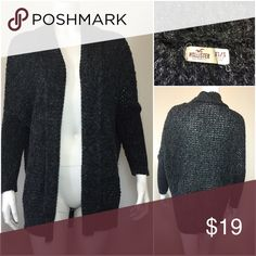 Hollister sweater cardigan size XS/S In good condition Hollister Sweaters Cardigans