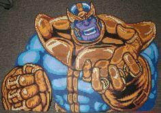Thanos by Pumpkin-King-Zak on DeviantArt